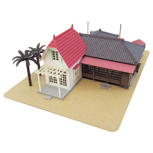 1/150 Satsuki Mei House Mon voisin Totoro papier craft \