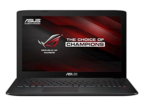 ASUS GL552VW-DM141 - Ordenador portátil de 15.6' (Intel Core i7-6700HQ, 8 GB de RAM, HDD de 1000 GB, NVIDIA GeForce GTX960), Negro y Gris