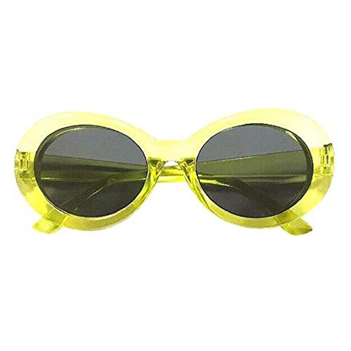 LUCKYCAT Gafas de Sol Mujer Moda Polarizadas Protección UV400 de Gran Tamaño Gafas de Sol Señoras