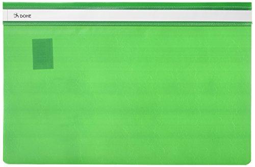 Dohe 91354, Dossiers con Fástener, tamaño folio, color Verde