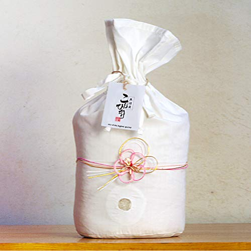 一等米 お米ギフト コシヒカリ 5kg のし付き(御礼) 魚沼産コシヒカリ 令和元年産 帯包装 桐箱入り
