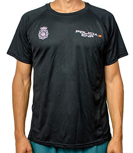 Alpimara Camiseta Policía Nacional Técnica Niño