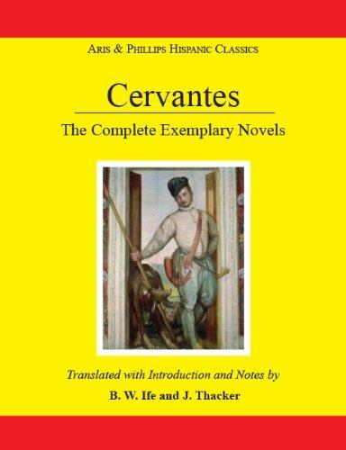 [[Cervantes: Bks. 1-4: The Complete Exemplary Novels: Novelas Ejemplares (Hispanic Classics) (Aris...