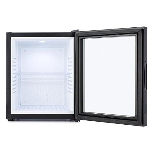 Klarstein MKS-12 - Minibar, Mini-Kühlschrank, Getränkekühlschrank, A, 24 Liter, geringer...