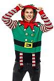 Weihnachts-Hoodie Elfe