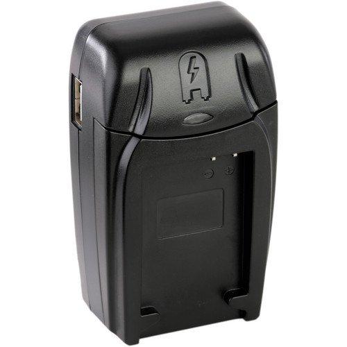 Price comparison product image Watson Compact AC / DC Charger for EN-EL3 / EN-EL3e or NP-150 Battery