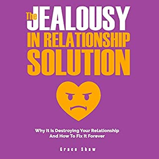 The Jealousy in Relationship Solution cover art