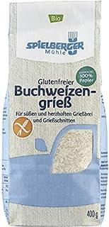 Spielberger Buchweizengrieß, glutenfrei 400 g - Bio
