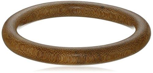Ben-Amun Jewelry 'Industria' Thin Wood Bangle Bracelet