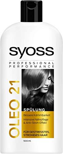 Syoss Spülung Oleo 21 1er Pack(1 x 500 ml)