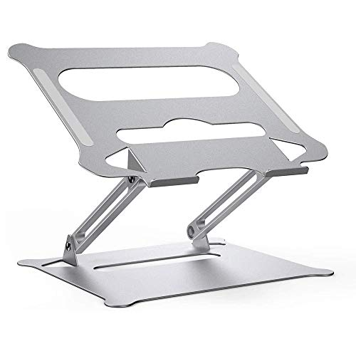 WXH-00 Aluminum Alloy Adjustable Laptop Stand Foldable Portable Laptop Can Be Raised and Lowered Cooling Stand Non-Slip