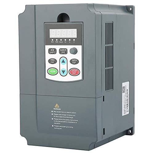 DBGS VFD Inverter met variabele frequentie, driefasen-380 V 5,5 KW Overloaded Vector motoraandrijving voor motor, mixer, kogelmolen, waterpomp
