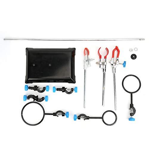 Laborhalterung Standhalterung Chemische Kolbenklemme Laborexperiment Instrumentenversorgung für Schullabors Usw.