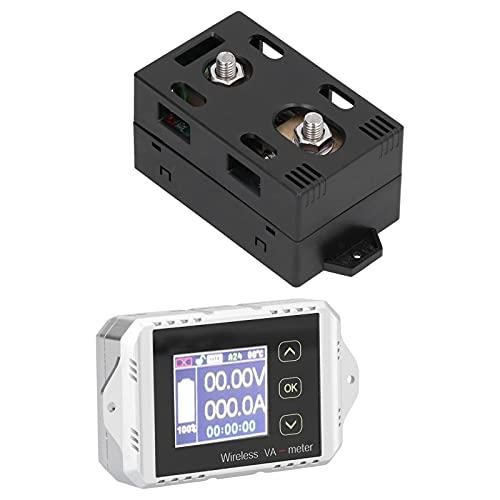 Medidor de corriente de voltaje, contador de culombios VAT-1300 Prueba rápida con cable USB para mantenimiento de batería Lugar para probador de batería