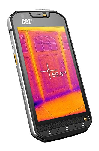 Smartphone Caterpillar CAT S60 3GB RAM/32GB LTE Dual Sim Tela 4.7'' CAM.13MP+5MP Preto