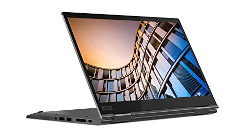 Lenovo ThinkPad X1 Yoga - Ordenador portátil convertible 14' WQHD (Intel Core i5-8265U, 8GB, 256GB SSD, Intel UHD Graphics, Windows 10 Pro), Color Gris - Teclado QWERTY español