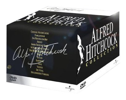 Hitchcock-Box (14 DVDs) [Special Edition]