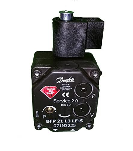 Danfoss Diamond Ölpumpe mit Magnetventil als Ersatz für verschiedene Modelle