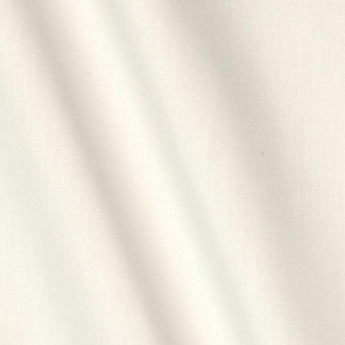 Robert Kaufman Kona Premium Muslin 118in Wide Bleached White Fabric By The Yard