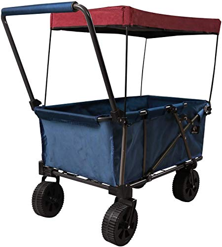 REDCAMP Collapsible Wagon Cart
