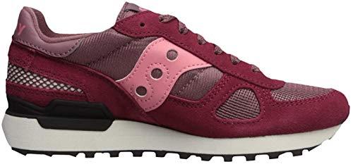 Saucony Shadow Zapatillas Mujer Rosa