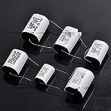 コンデンサ シルバーフィルム0.1UF-10UF  600V周波数分周コンデンサポリプロピレン無電極コンデンサオーディオビジュアルエレジタ Capacitance  0.1UF