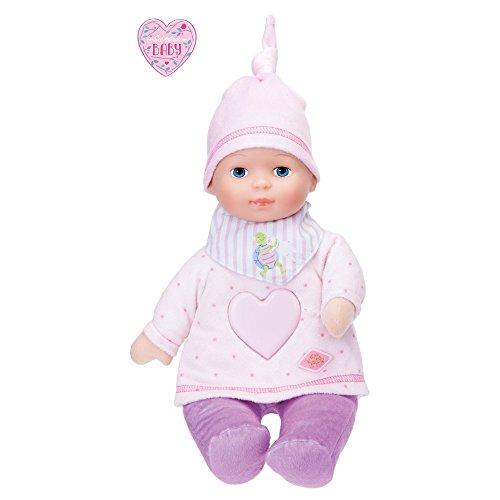 Schildkröt 601350004 - Baby Girl mit Musik und Licht, 35 cm