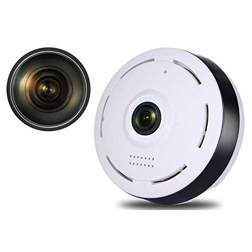 SAIELLIN Fisheye Panoramic VR IP Camera WiFi Wireless 360 Degree 3D 1-3MP Network Camera