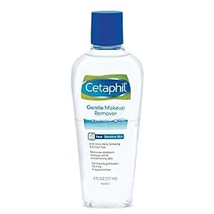 Beauty Shopping Cetaphil Gentle Waterproof Makeup Remover, 6.0 Fluid Ounce