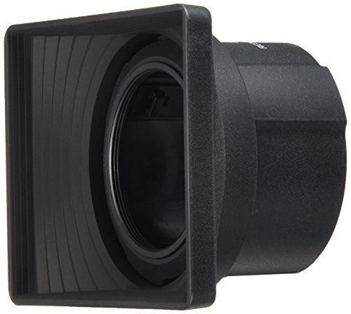 Ricoh Hood and Adaptor GH-1 37mm Negro - Parasol (3,7 cm, GR