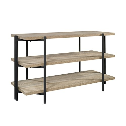 """Sauder North Avenue Console, For TV's up to 42"""", Charter Oak finish"""