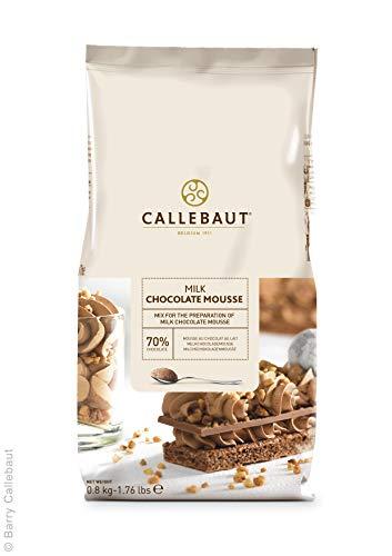 Callebaut Mousse al Cioccolato al Latté in Polvere
