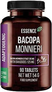 Essence Nutrition Bacopa Monnieri, 250mg, 90 Tablets