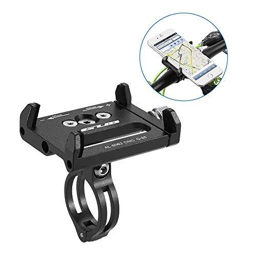 Lixada fiets-telefoonhouder universeel verstelbaar voor 3,6-6,2 inch elektronische apparaten
