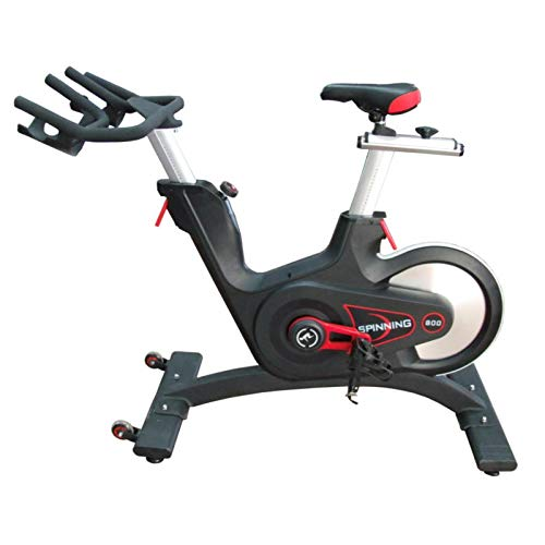Spin Bike 8028 con trasmissione a cinghia e volano da 24 kg Gana Sport
