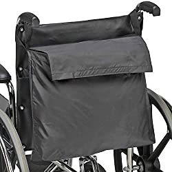 Best Bags for Wheelchairs and Walkers #2 - DMI Wheelchair Bag