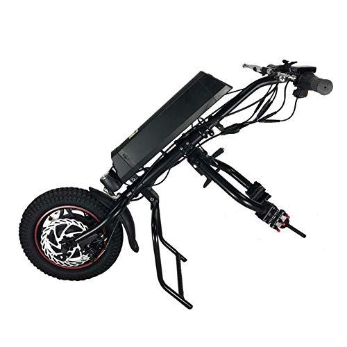 GJJSZ Sistema de Bicicleta de Mano para Silla de Ruedas eléctrica, Terapia...
