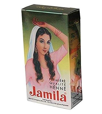 Jamila Henna Powder 100