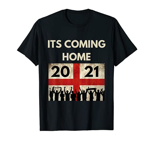 Su llegada a casa 2021 - Inglaterra Fútbol Camiseta