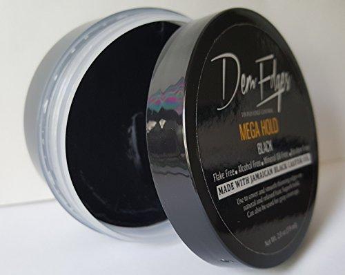 Dem Edges Tinted Edge Control (MEGA HOLD, BLACK)