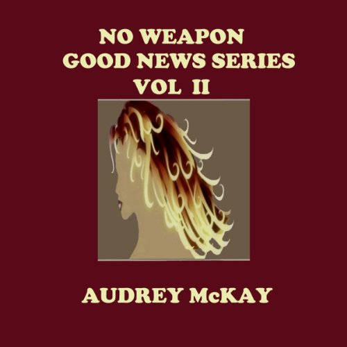 No Weapon audiobook cover art