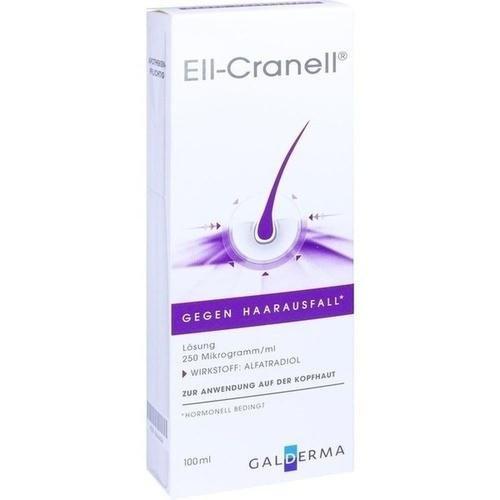 Ell-Cranell gegen Haarausfall, 100 ml Lösung