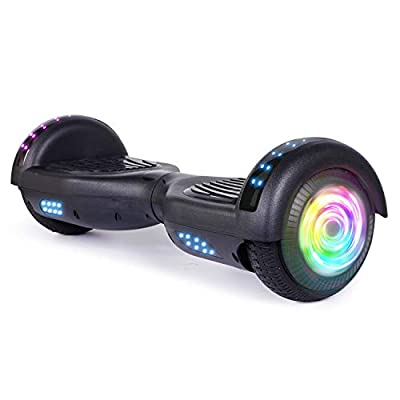 "JOLEGE 6.5"" Hoverboard for Kids Two-Wheel Self Balancing Electric Scooter Hover Board - UL2272 Certified"