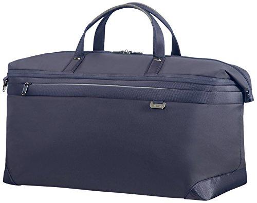 Samsonite Uplite Reisetasche Erweiterbar, 55 cm, 66 L, blau