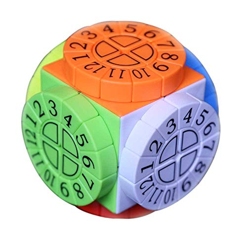 SXPC Time Machine Magic Cube Juguetes educativos para niños Niños Entrenamiento Cerebral