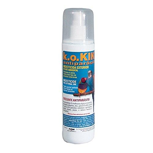 Kiki Insecticida Antiparasitario Pájaros 200 ml