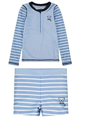 Steiff Set für Jungen, UV-Shirt & Badehose (110)