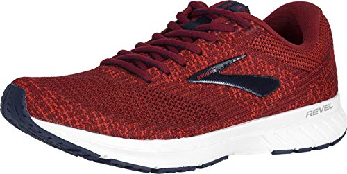 Brooks Revel 3 Rojo Negro 1103141D683