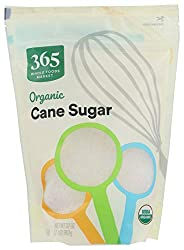 365 by Whole Foods Market, Organic Sugar, Cane, 32 Ounce