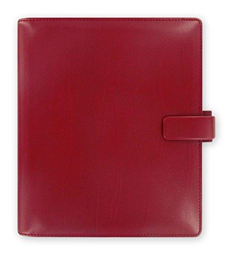 Filofax L026972 Agenda Classica, A5, Rosso